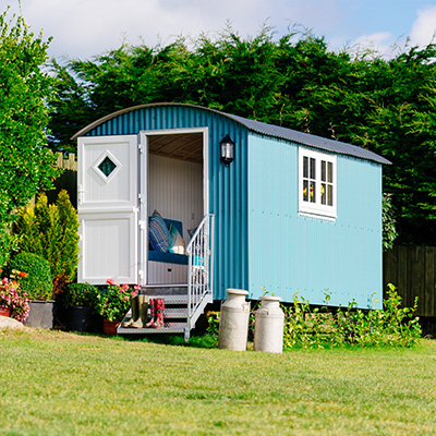 Mount View Shepherd Huts